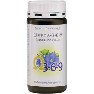 Омега 3 - 6 - 9 Ленено масло