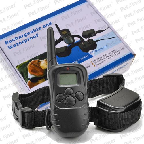 Електронен нашийник за дресура на кучета водоустойчив