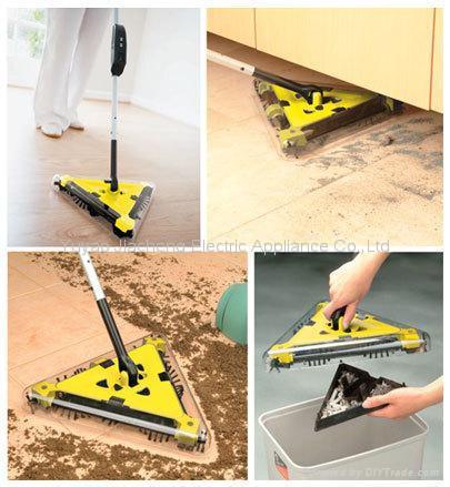 Електрическа подочистачка Twister Sweeper